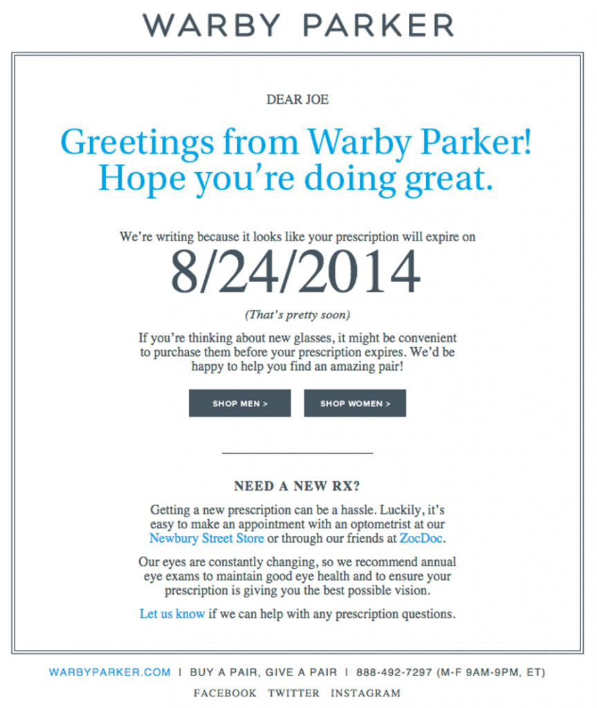 Best Email Marketing Campaigns